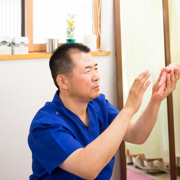 久保整骨院の治療
