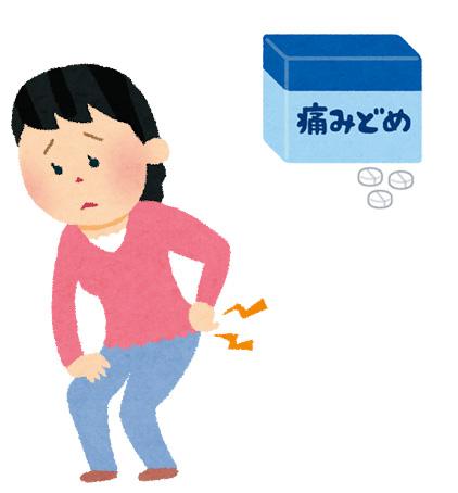 腰痛の悩み