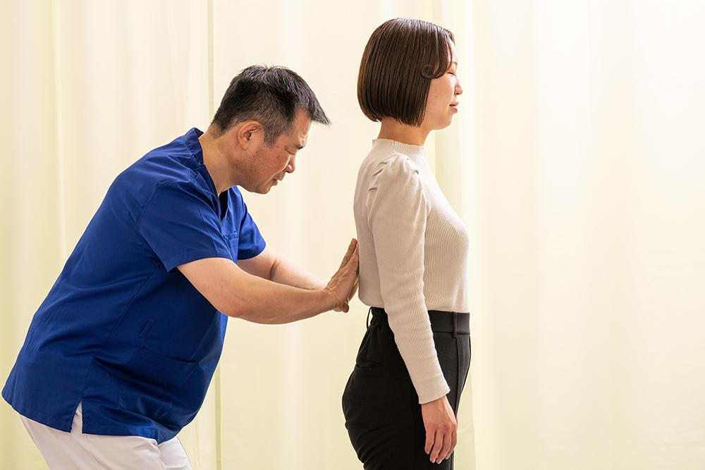 腰痛の問診