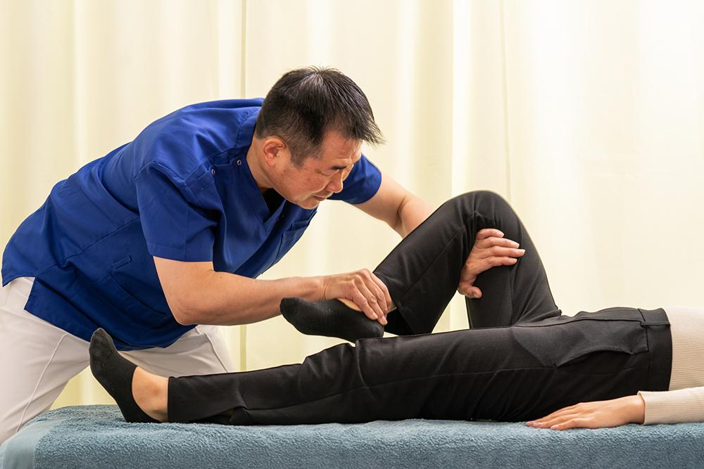 全身疲労・体調不良改善の治療3